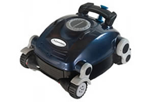ADMIRAL ROBOTIC POOL CLEANERS