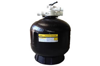 DAVEY SAND FILTERS CRYSTAL CLEAR RANGE