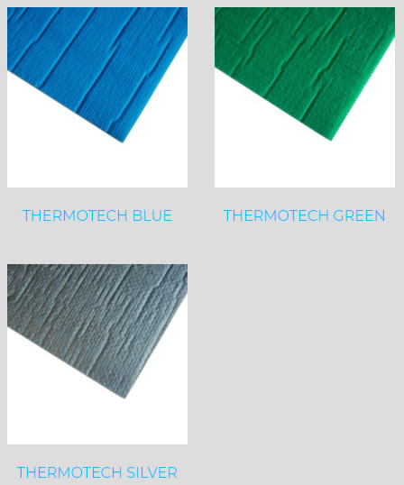 Thermotech™ Foam Range