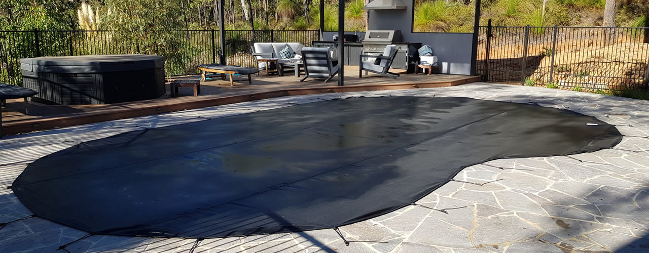 Winterkleen Mesh Range Pool Covers